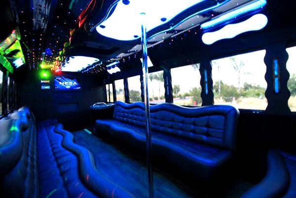 40 person party bus rental