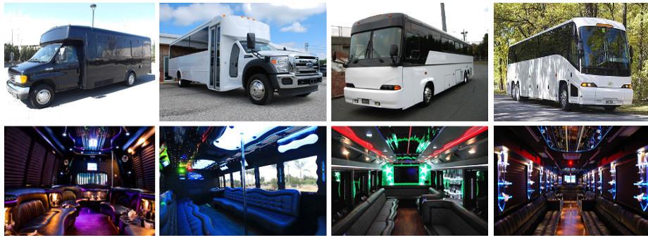 Party Bus Union City, NJ - Top 4 Union City Party Buses & Limos