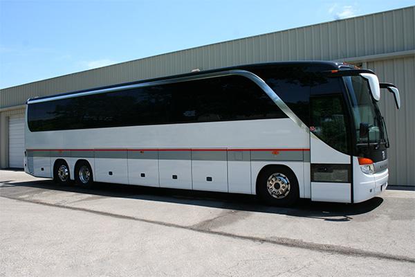 Jersey City 56 Passenger Charter Bus